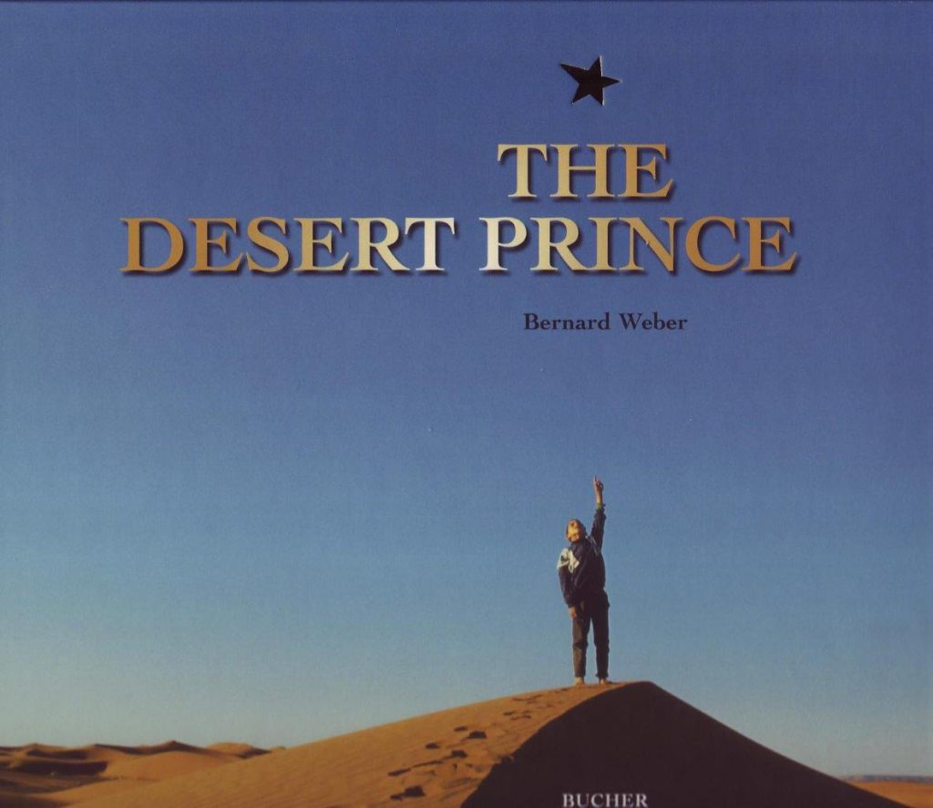 THE DESERT PRINCE_Cover